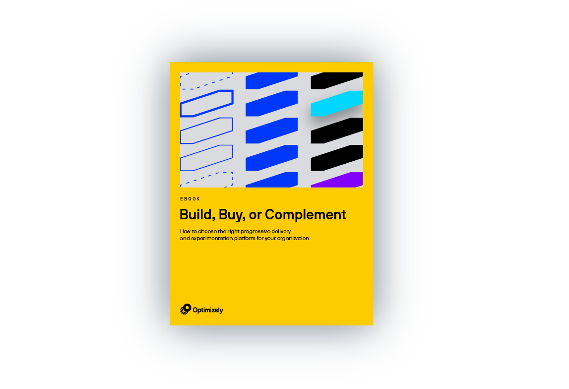 Build, Buy, or Complement