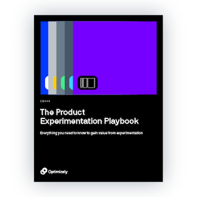 The Product Experimentation Playbook