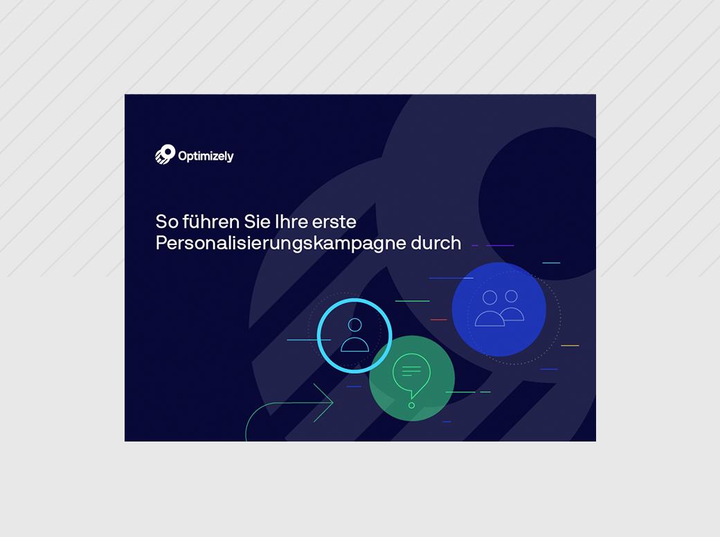 Das neue Personalisierungs-Toolkit