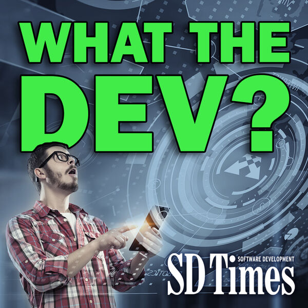 What the Dev Podcast Logo