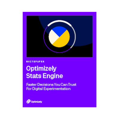 Optimizely Stats Engine