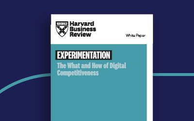 Experimentation: The What & How of Digital Competitiveness