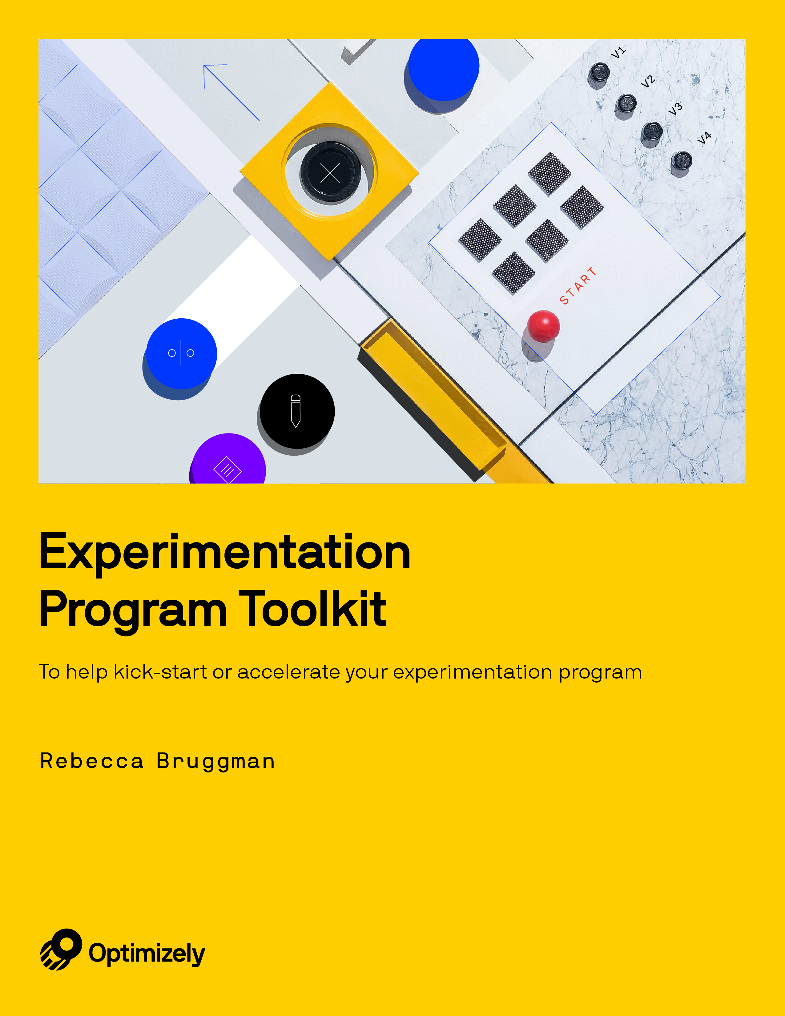 Experimentation Program Toolkit [Free Templates]
