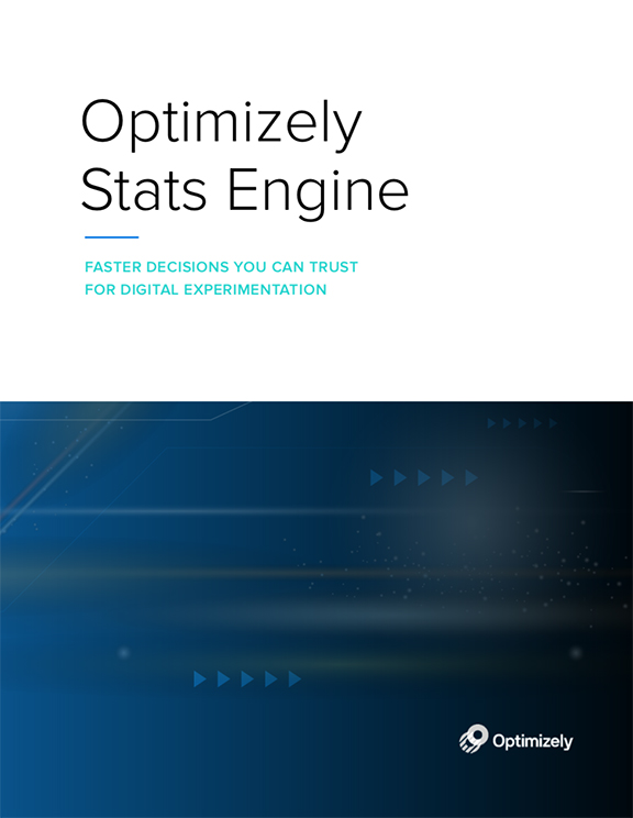 Optimizely Stats Engine