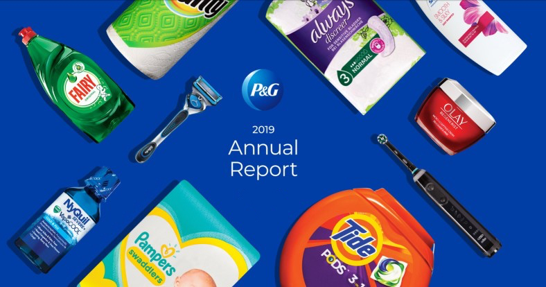 First Look: P&G's 2019 Annual Report