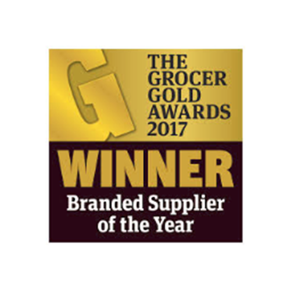 Grocer Gold Awards Branded Supplier of the Year 2017