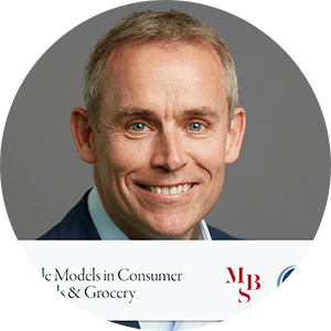 Tom Moody Role Models in Consumer Goods & Grocery