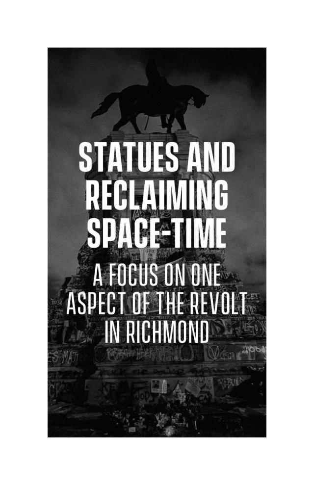 Cover Image for Statues and Reclaiming Space-Time