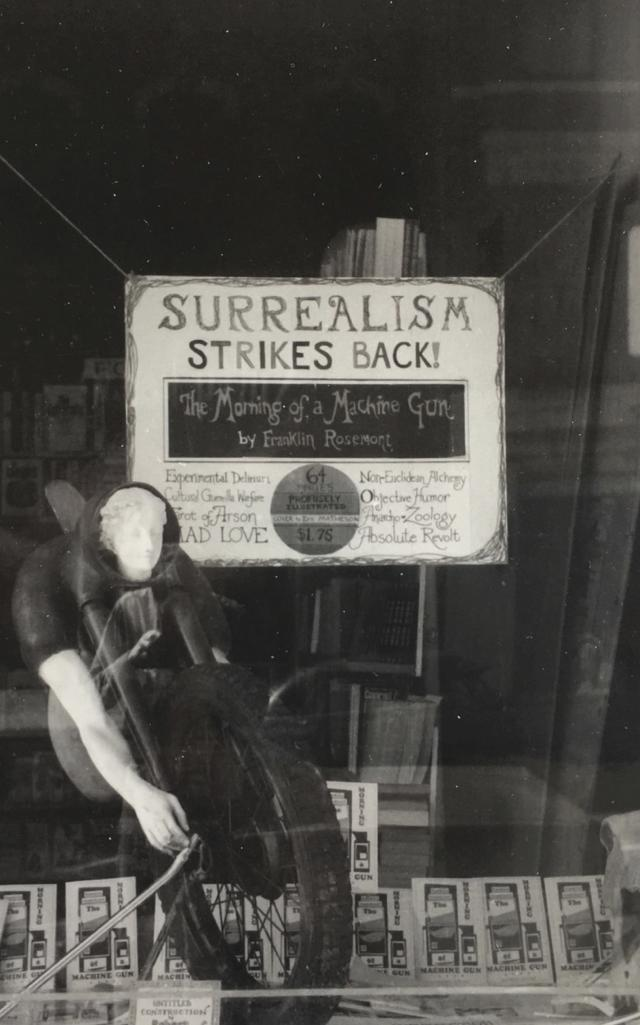Cover Image for Anarcho-Surrealism in Chicago