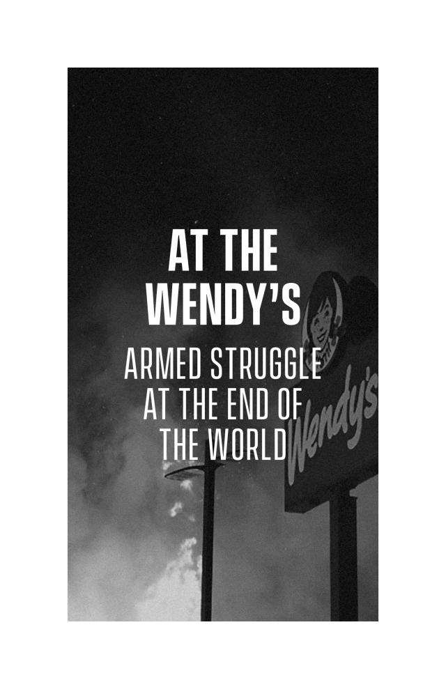 Cover Image for At the Wendy's