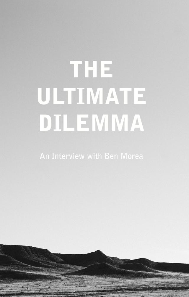 Cover Image for The Ultimate Dilemma