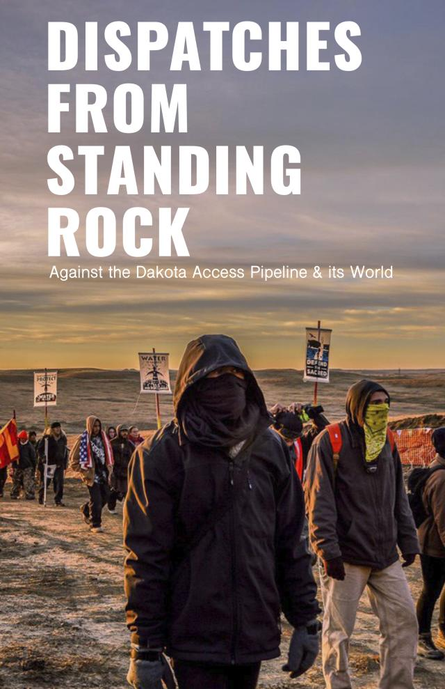 Cover Image for Dispatches from Standing Rock