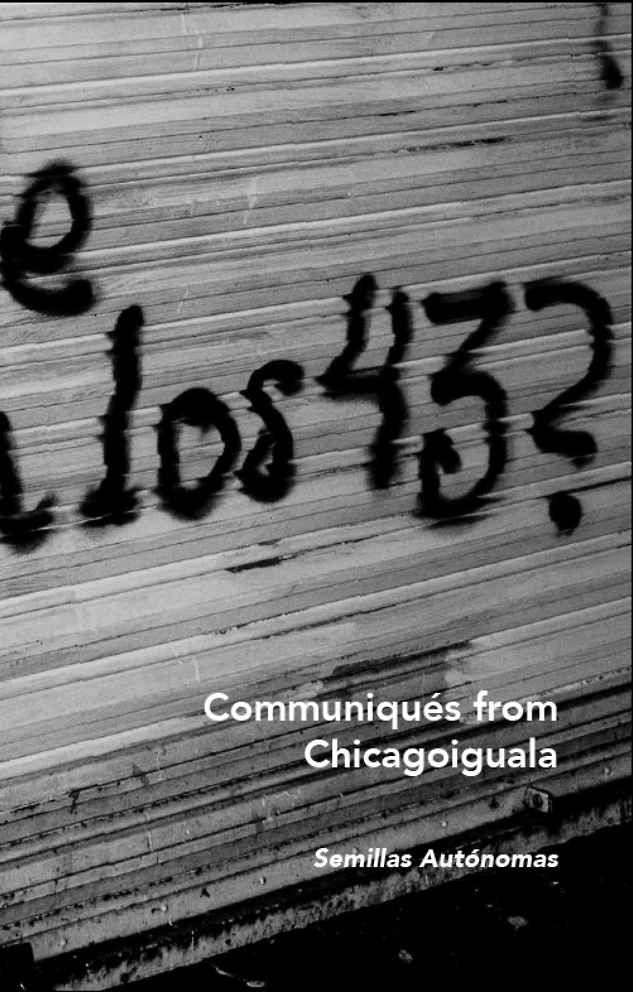 Cover Image for Communiqués from Chicagoiguala