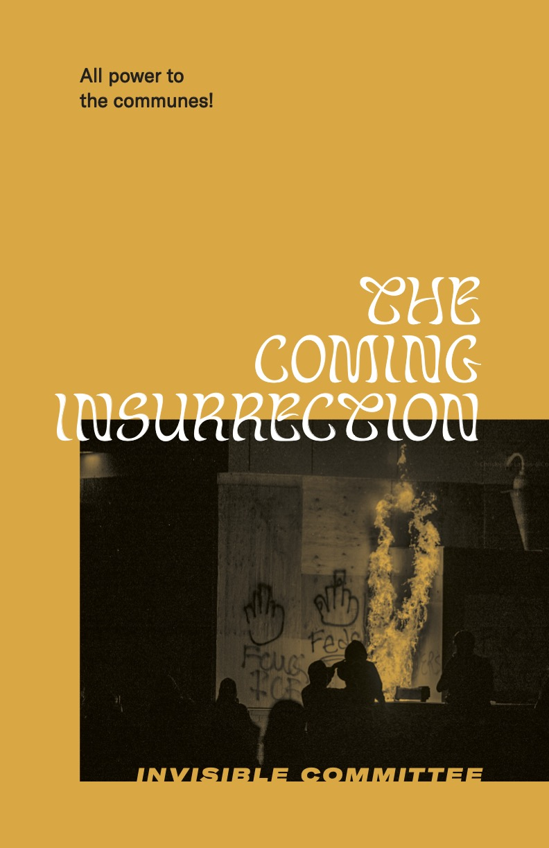 Cover Image for The Coming Insurrection