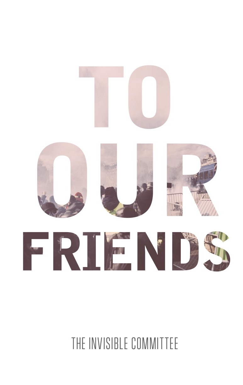 Cover Image for To Our Friends