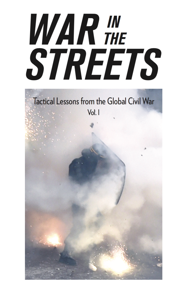 Cover Image for War in the Streets