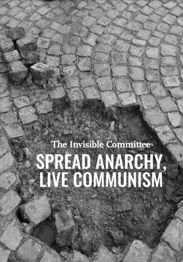 Cover Image for Spread Anarchy, Live Communism