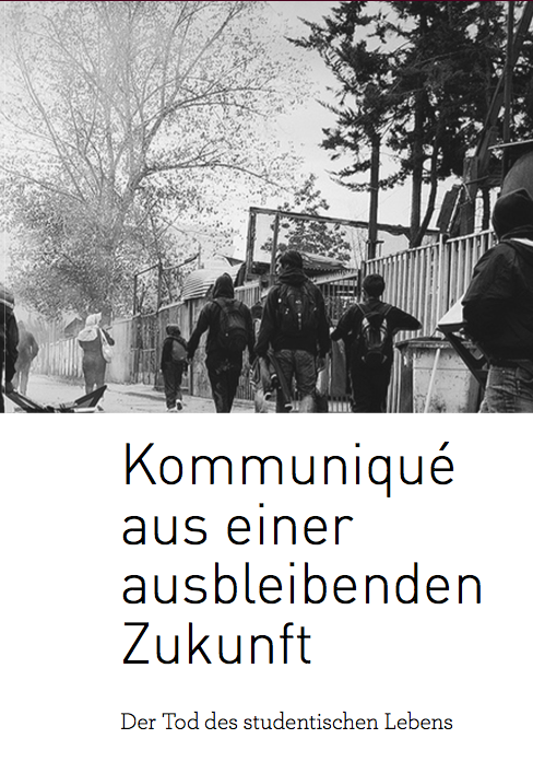 Cover Image for Kommuniquéaus einerausbleibendenZukunft
