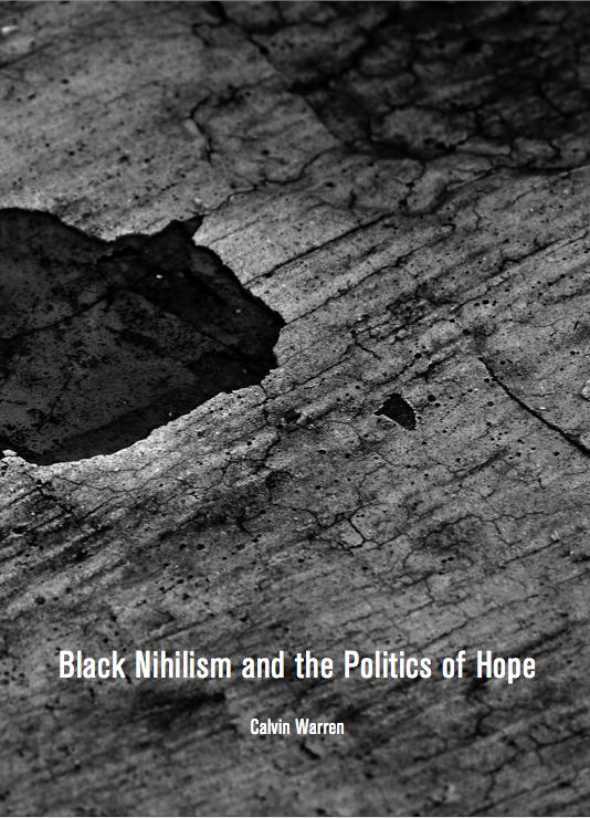 Cover Image for Black Nihilism and the Politics of Hope