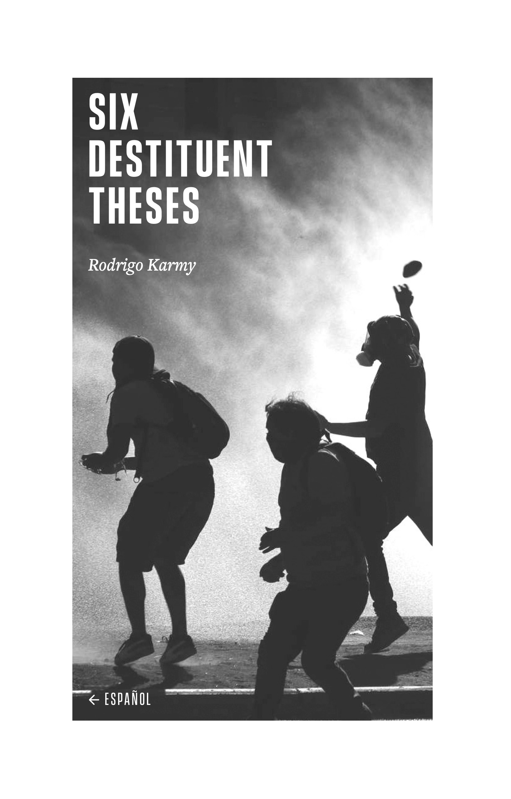 Cover Image for Six Destituent Theses