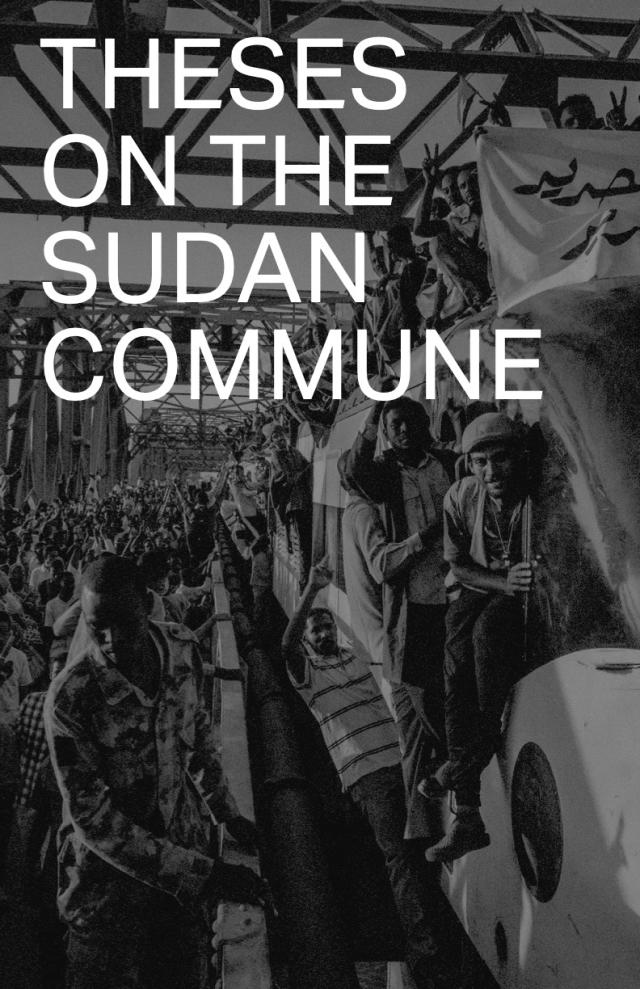Cover Image for Theses on the Sudan Commune