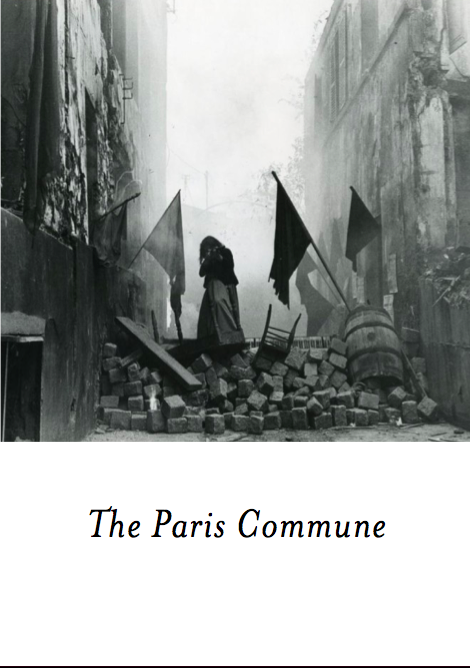 Cover Image for The Paris Commune