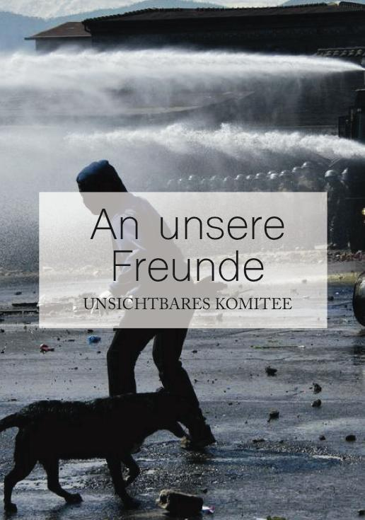 Cover Image for An unsere Freunde