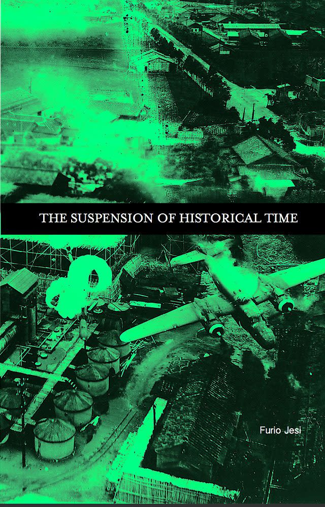 Cover Image for The Suspension of Historical Time